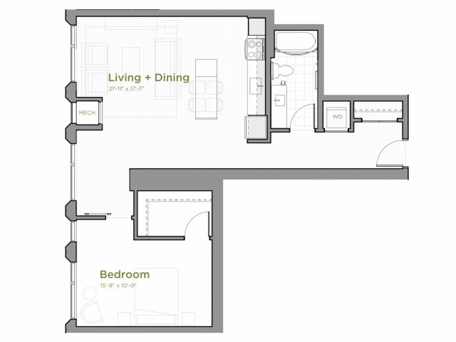 One Bedroom - a09