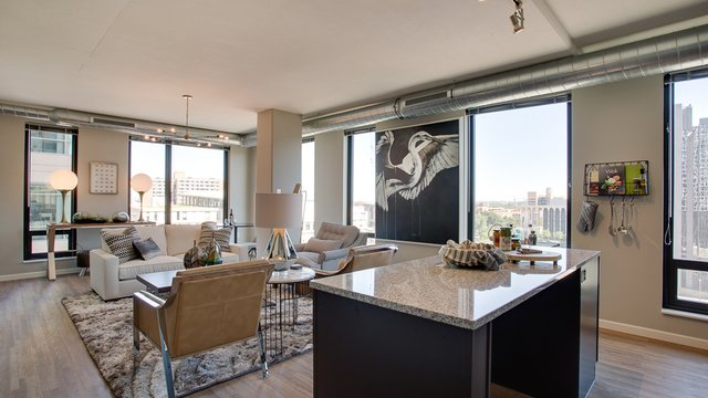 Welcome To 4Marq Luxury Minneapolis Apartments | Home